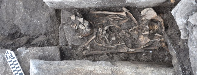 Irish Early Christians, Not So Christian After All?