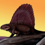 'Steak-knife' teeth reveal ecology of oldest land predators