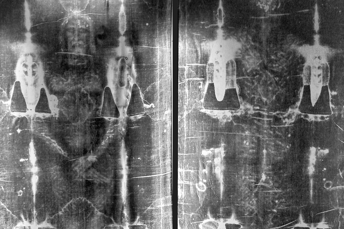 Is an earthquake behind the Shroud of Turin image?