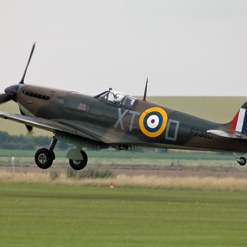 Campaign to save Britain's last pristine Spitfire station