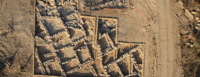2,300-year-old village discovered near 'Burma Road'