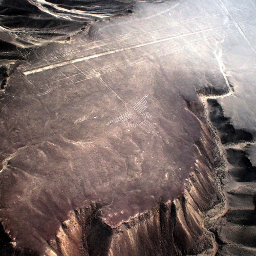 Googling the Nazca Lines