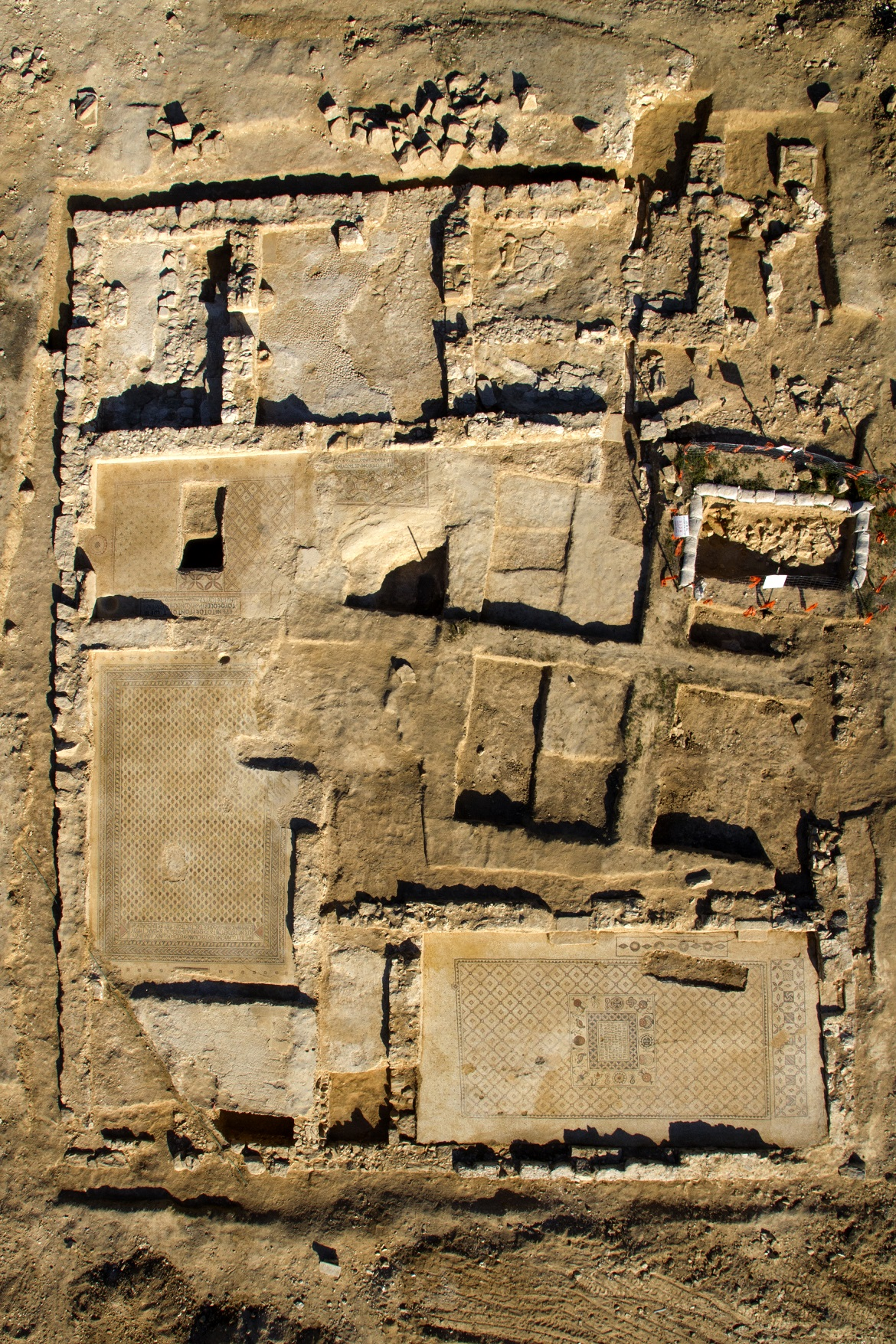 Skyview Company, courtesy of the Israel Antiquities Authority.