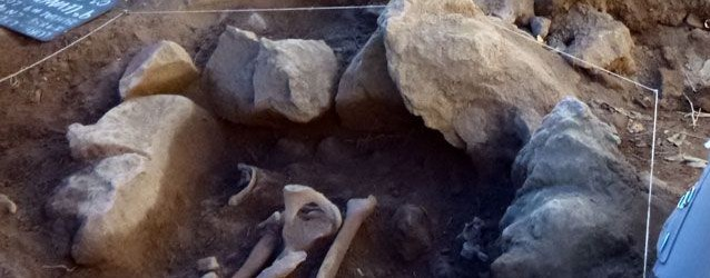 Archaeologists discover cemetery in Mexican city with clues to ancient civilization