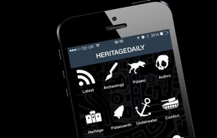 HeritageDaily Mobile APP