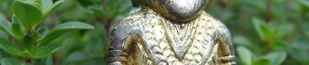 Gilded female figure gives a glimpse of the Viking Age