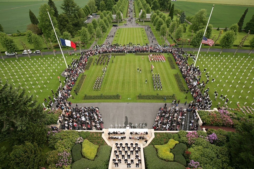 news events memorial aisne marne american cemetery