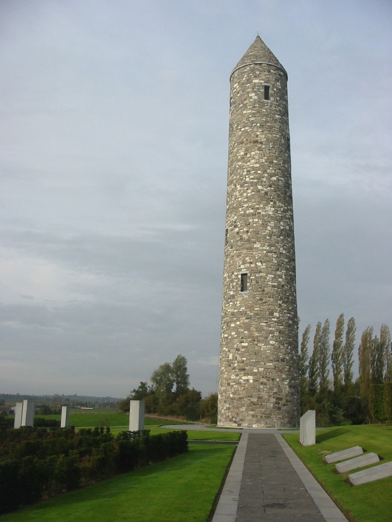 Irish Peace Tower: WikiPedia