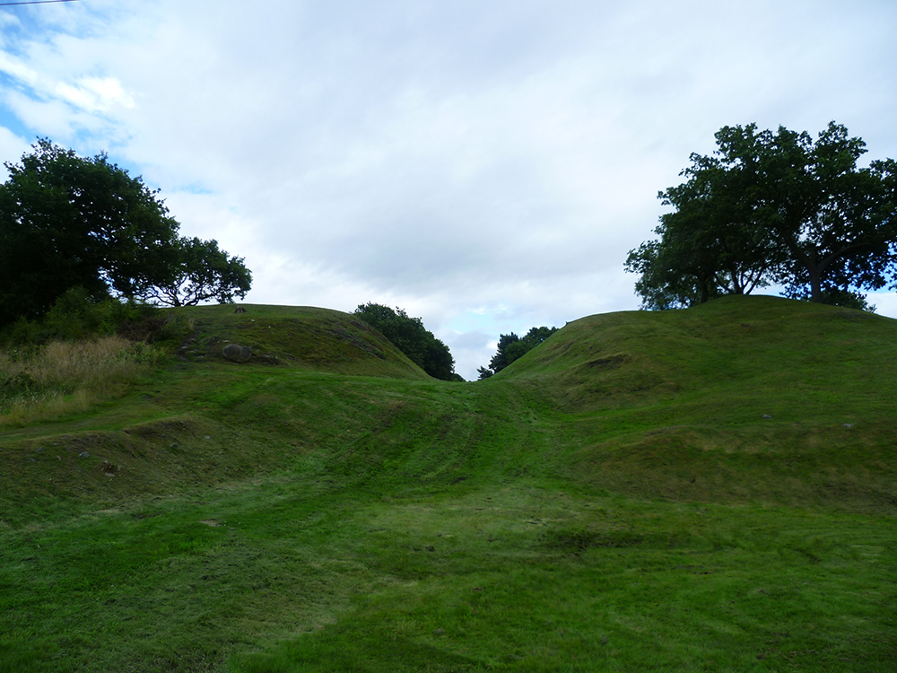 Antonine Wall: WikiPedia