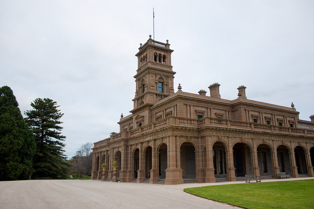 Werribee Park Mansion: Flickr