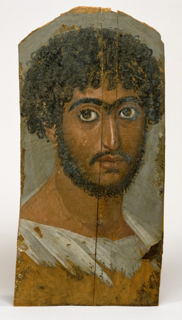 """""""Bearded Man, 170-180 A.D."""" from the Walters Art Museum - WikiPedia"""