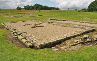 Earliest known wooden toilet seat discovered at Vindolanda