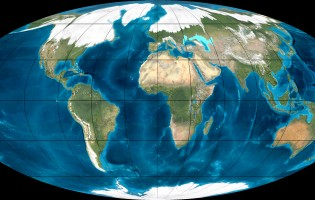 The Gulf Stream kept going during the last Ice Age
