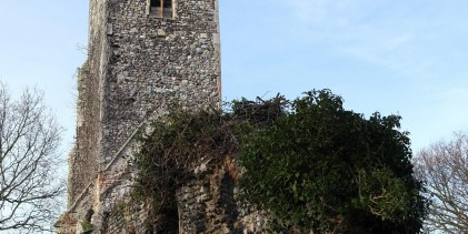 Volunteers hope to unearth hidden history at medieval church in Hopton