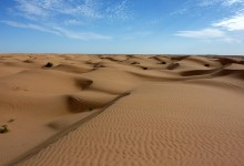 The Age of the Sahara desert