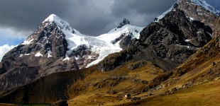 Highest altitude archaeological sites in the world explored in the Peruvian Andes
