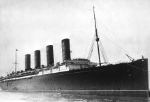 How the Lusitania brought America into the First World War