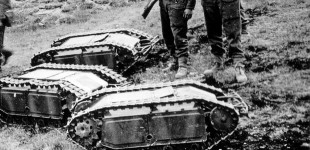 10 bizarre war machines from World War Two