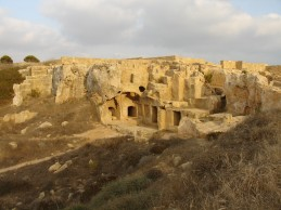 Excavations of the Pafos Agora Project 2014