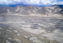 Caltech geologists discover ancient buried canyon in South Tibet