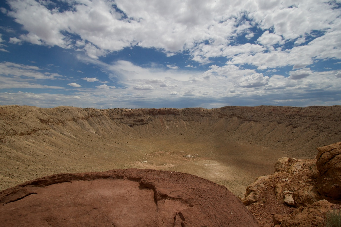 an analysis of meteor craters in the surface of the earth An international team of researchers has found evidence of an ancient meteorite colliding with ground rock on earth, producing the highest temperature ever recorded on the planet's surface in their paper published in the journal earth and planetary science letters, the team describes their findings after.