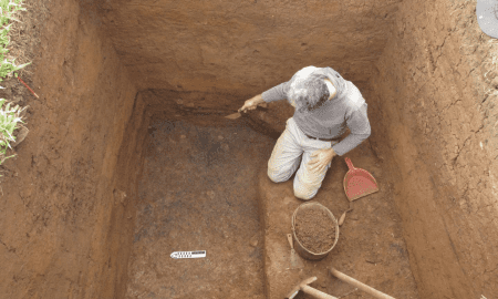 Ancient inhabitants of the southern Brazilian highlands were no strangers to the types of home improvements we enjoy today, academics from the University of Exeter have found. CREDIT University of Exeter