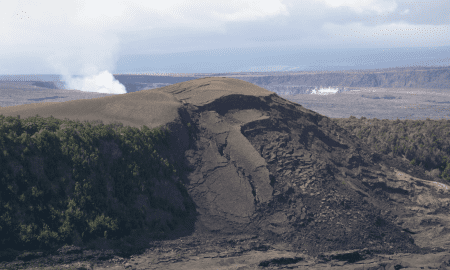 Iki crater, Hawaii Volcanoes National Park, Hawaii (Big Island), Hawaii Hermann Luyken