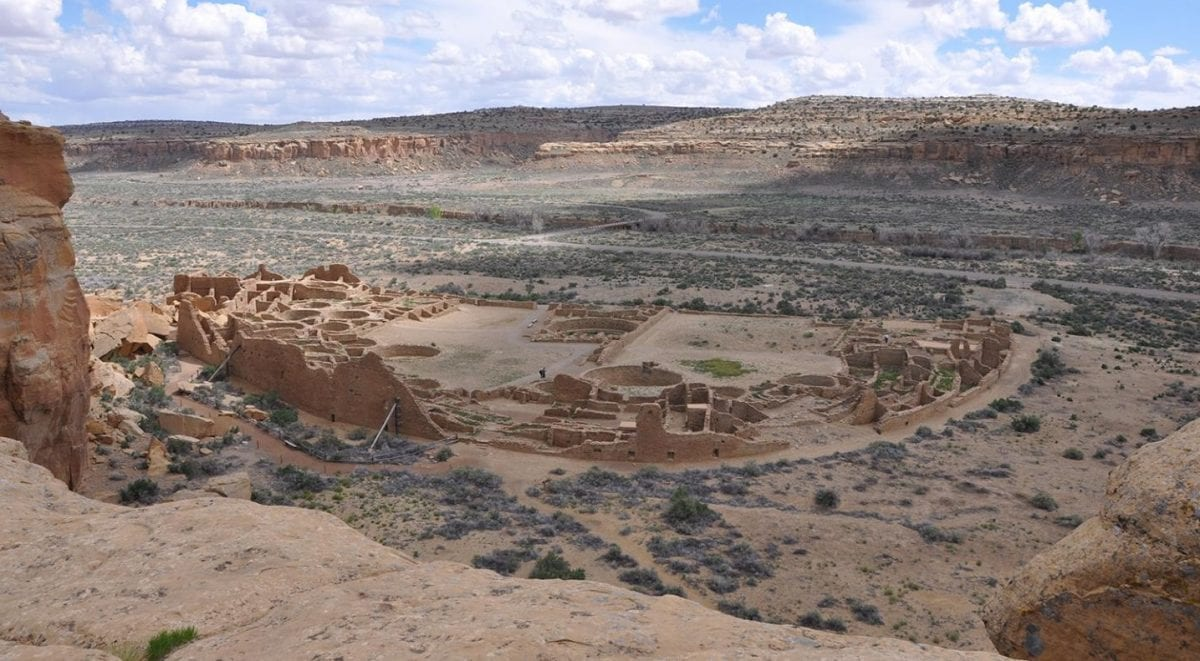 Radiocarbon dating and DNA show ancient Puebloan leadership in the