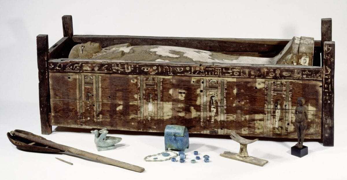Scientists extract DNA from Egypt's mummies