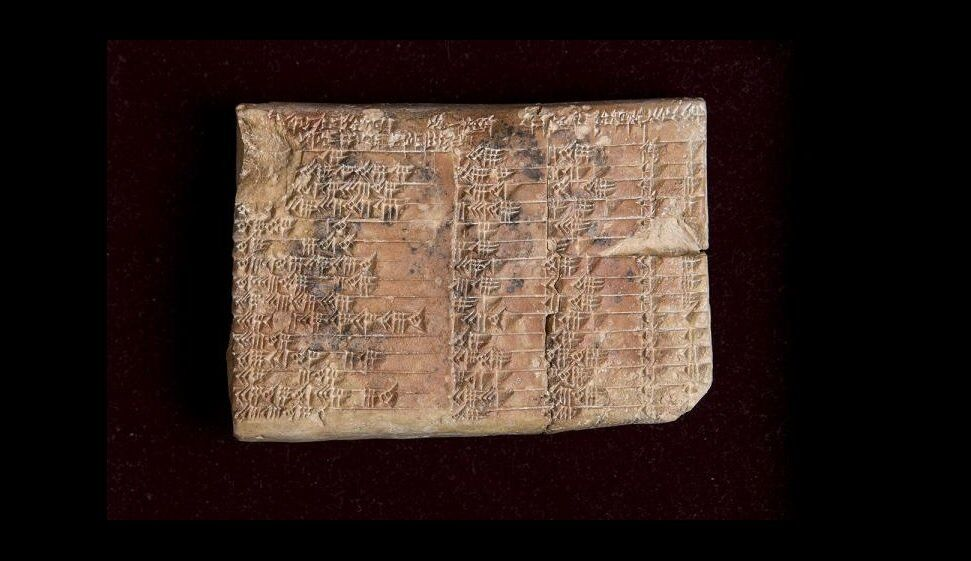 Mysterious Babylonian tablet discovered by real Indiana Jones has finally been deciphered