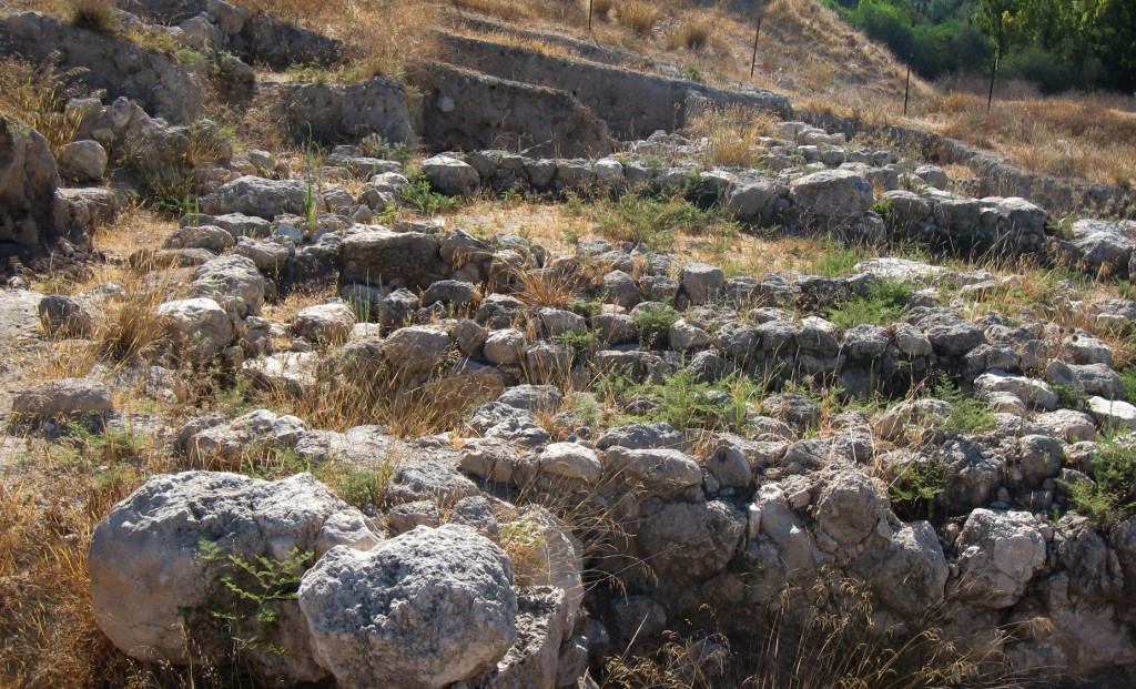 Tel Beth Shemesh: Desecrated Ancient Temple Sheds Light On Early Power