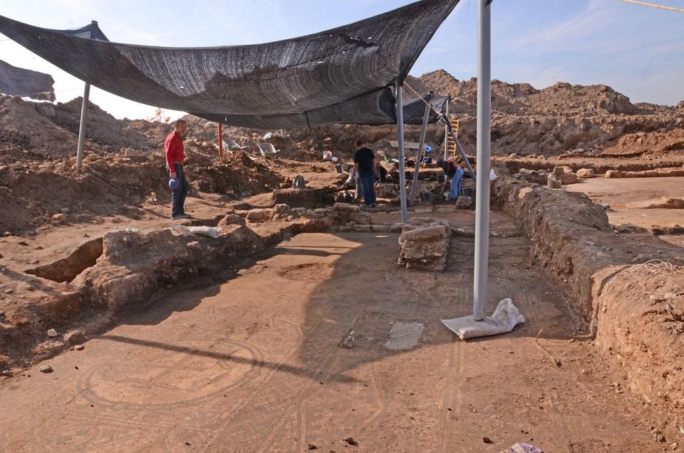 Yoli Shwartz, courtesy of the Israel Antiquities Authority