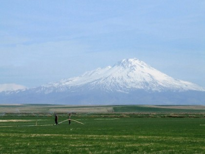 Hasan Dagi Volcano : Wiki Commons