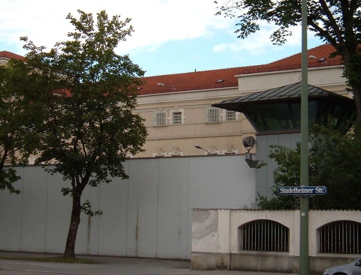Stadelheim Prison  : WikiPedia