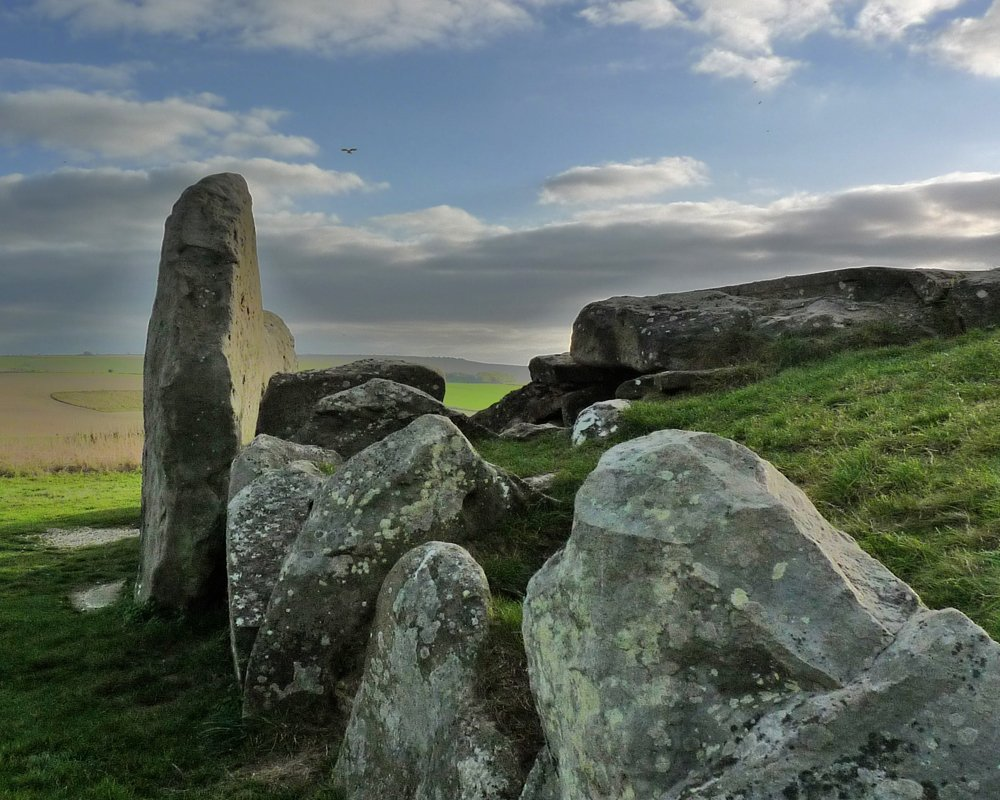 7 Ancient Long Barrows in England - HeritageDaily