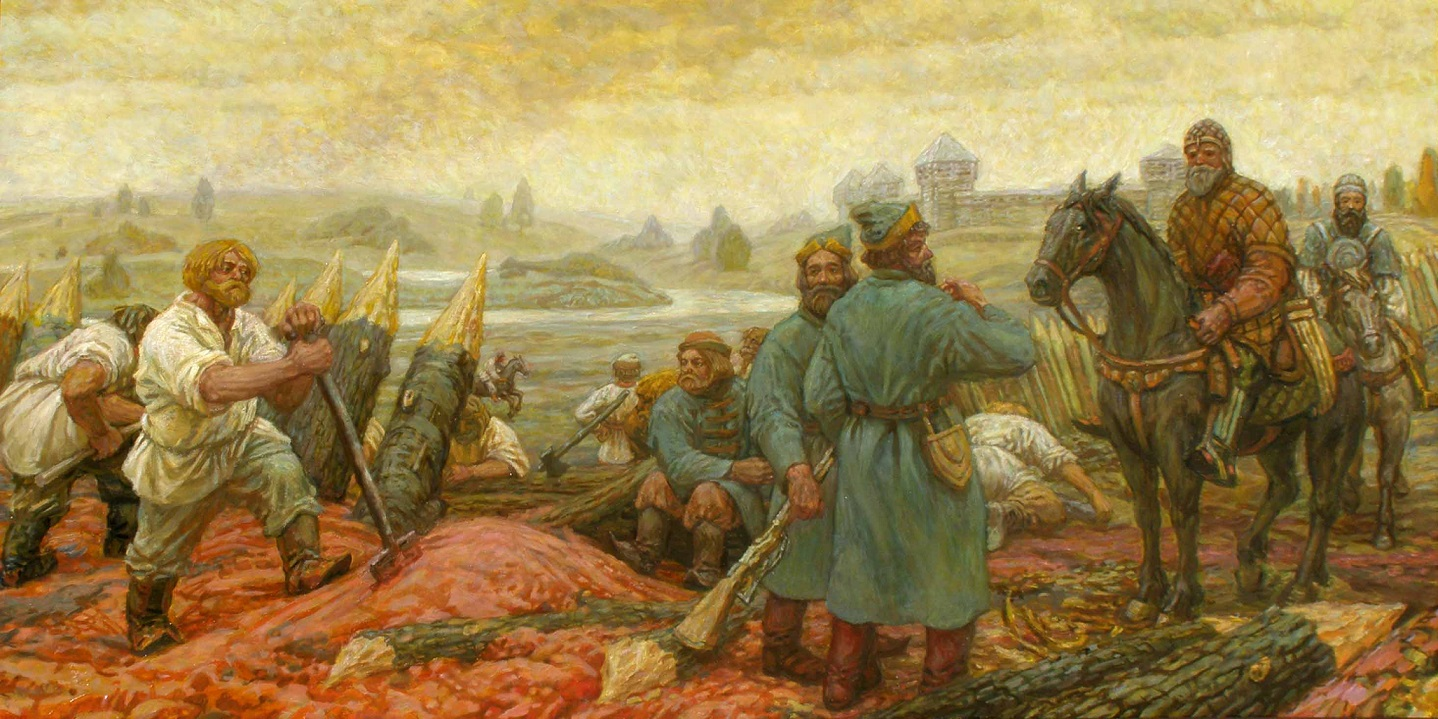 Was the slave trade in ancient Russia 77