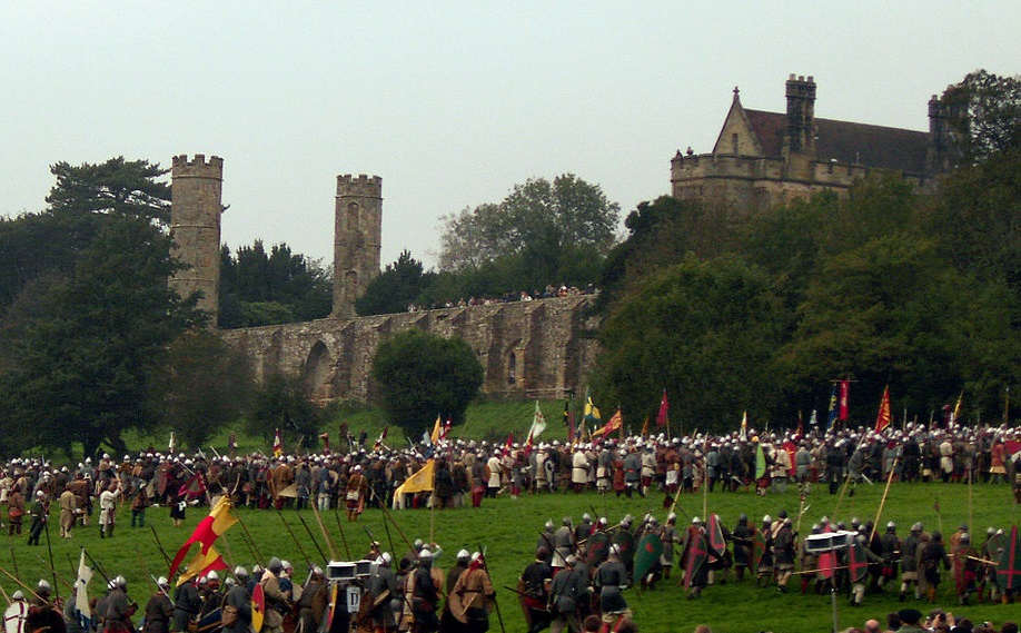 preserving the battle of hastings from  u201ccontamination