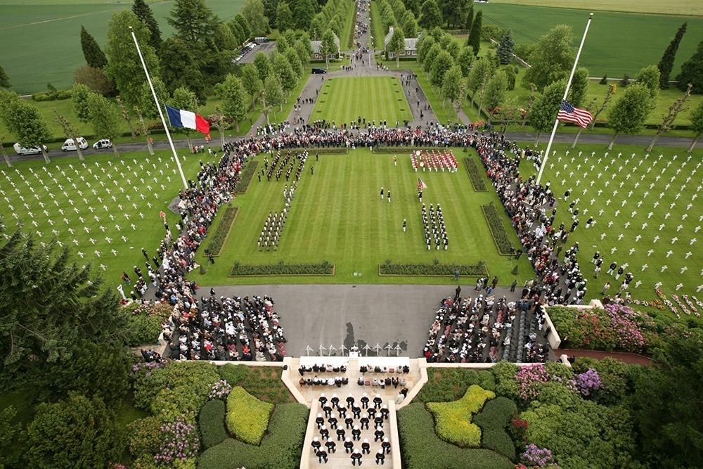 Aisne-Marne American Cemetery: WikiPedia