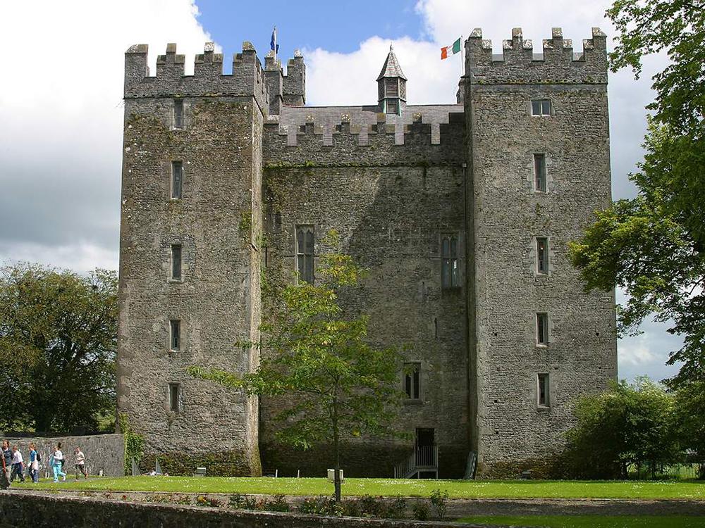 Bunratty Castle: WikiPedia