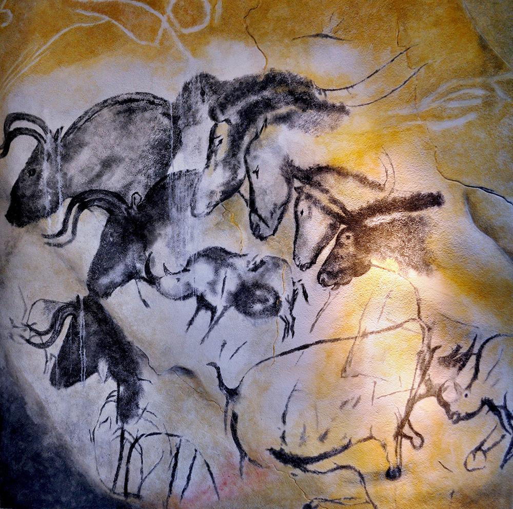 Chauvet Cave: WikiPedia