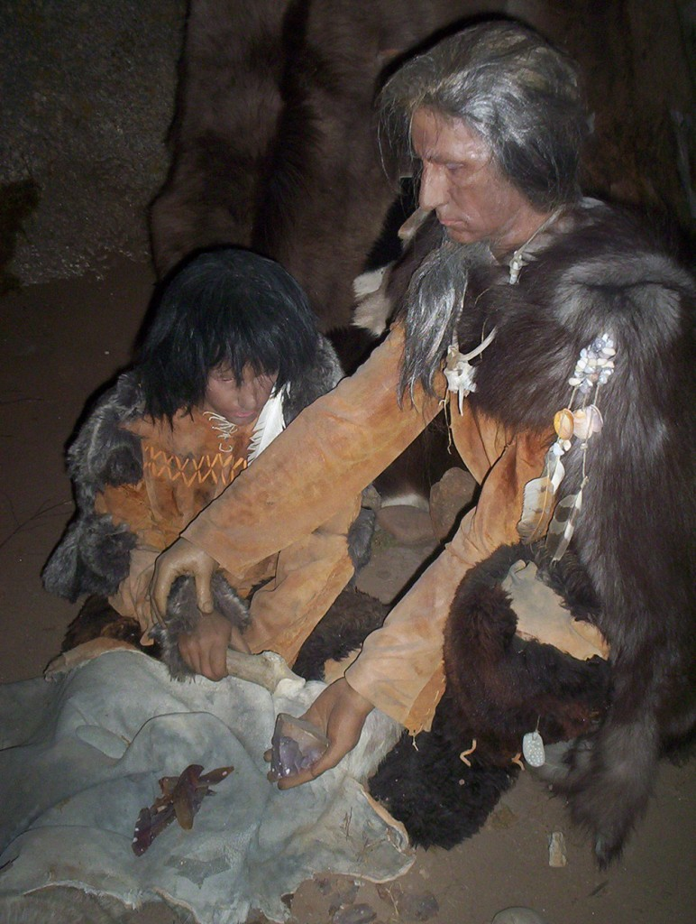 Cro-Magnon People: WikiPedia