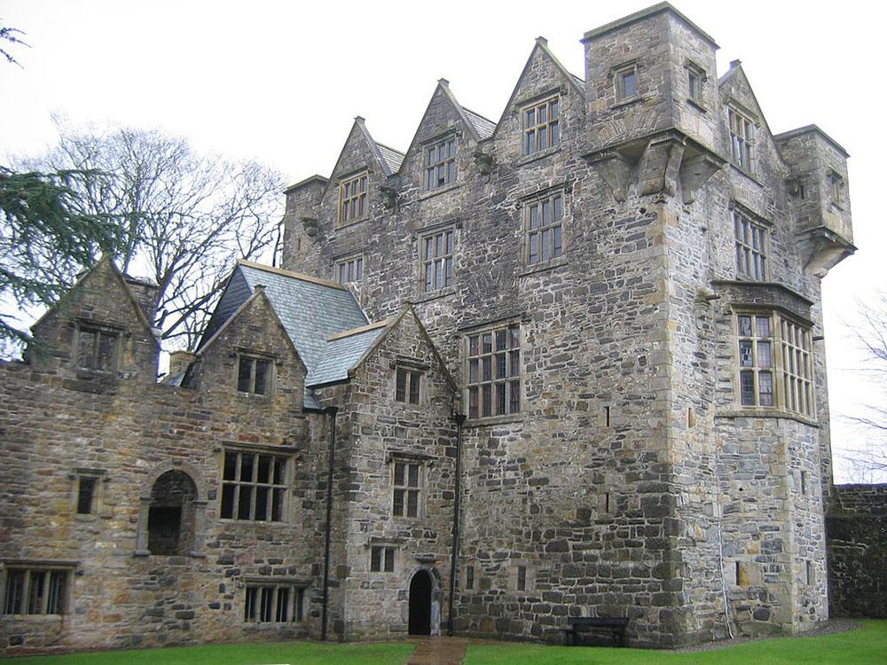 Donegal Castle: Wikimedia