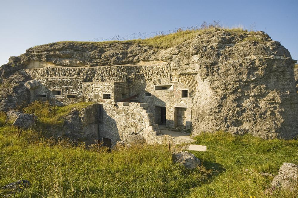 Fort Douaumont: Wikimedia