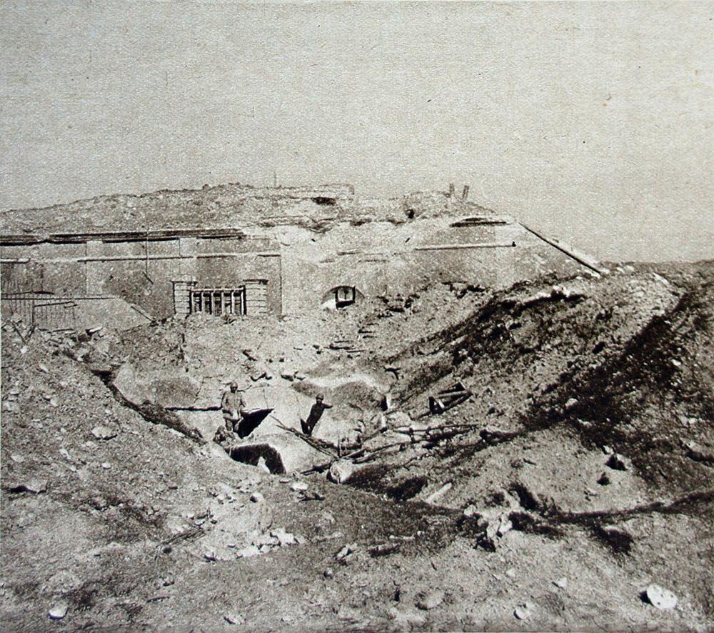 Fort Vaux: WikiPedia