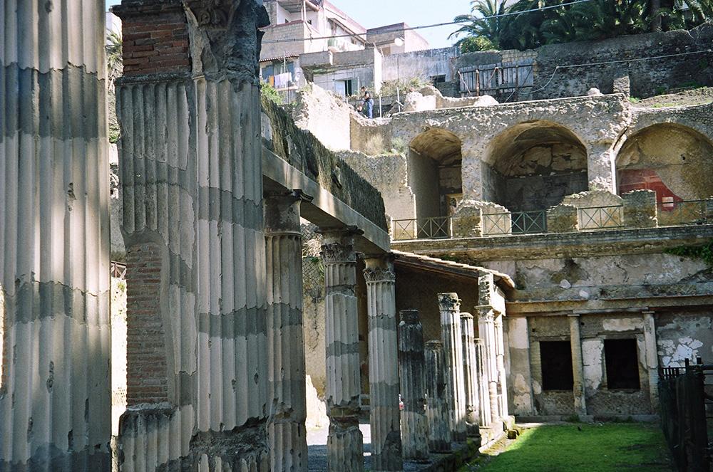 Herculaneum: Wikimedia