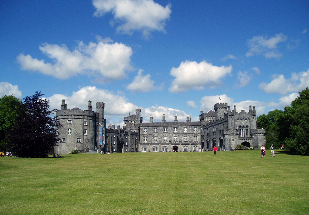 Kilkenny Castle: Wikimedia