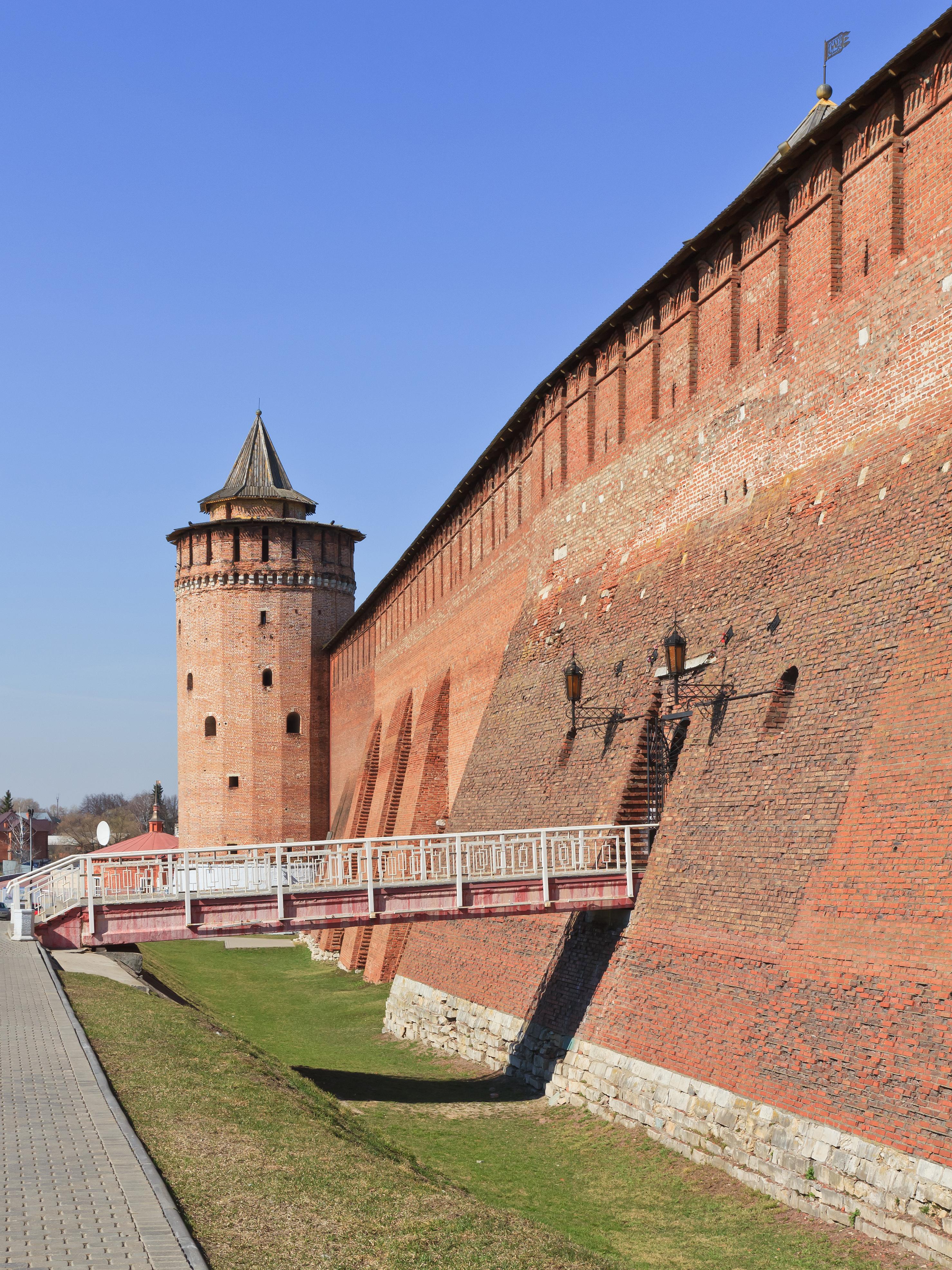 Kolomna Kremlin: WikiMedia