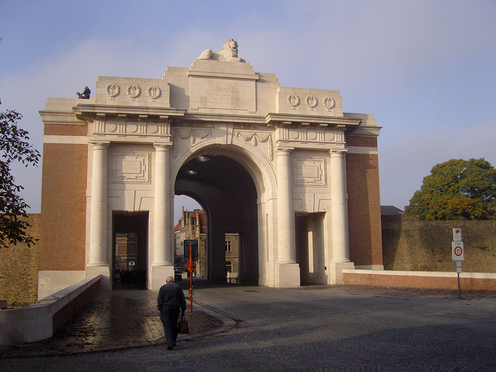 Menin Gate: Flickr