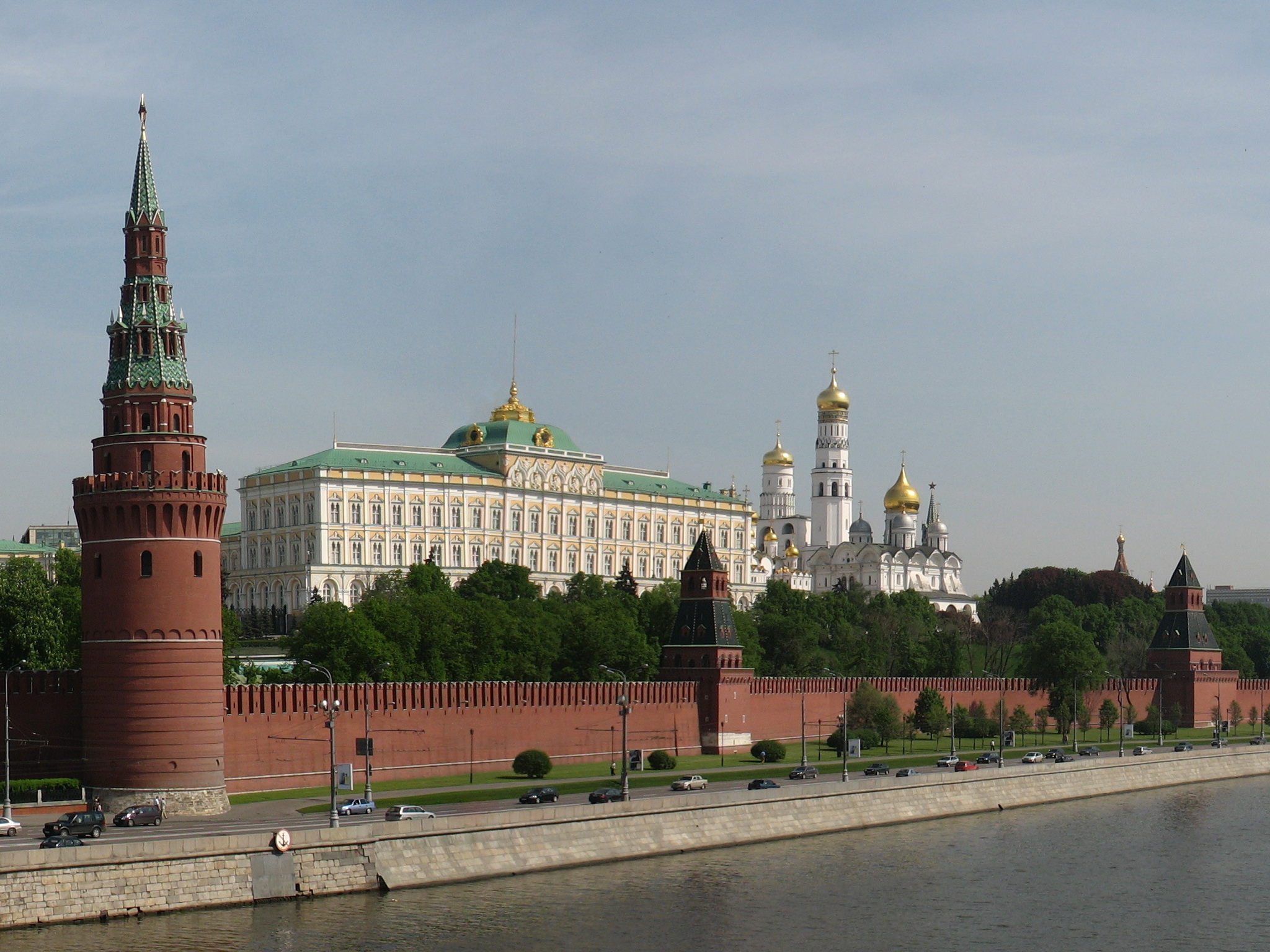 Moscow Kremlin: WikiPedia