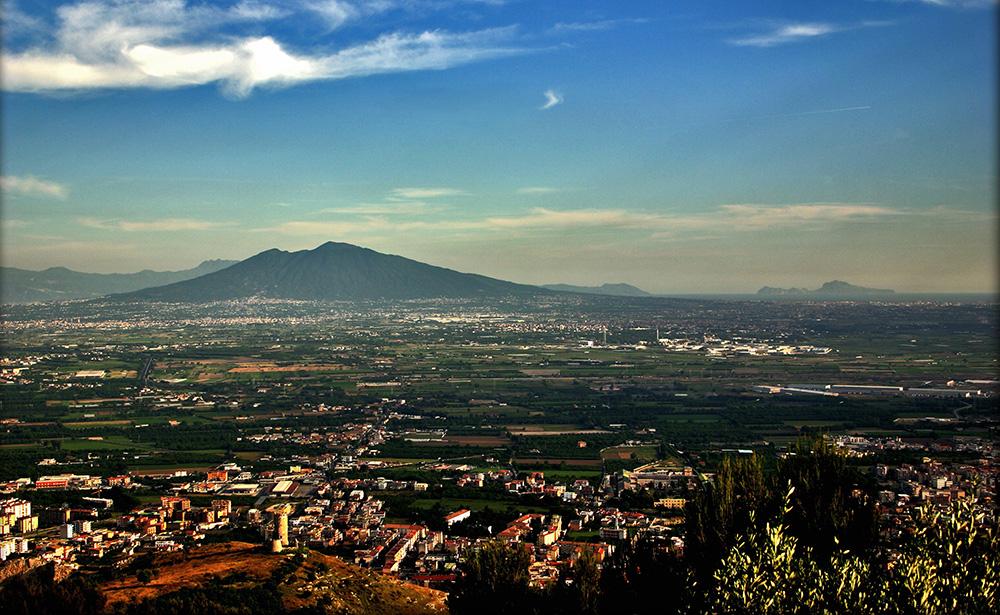 Mount Vesuvius: Wikimedia